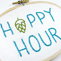July Happy Hour @ Laughing Man Tavern at 6:30pm!