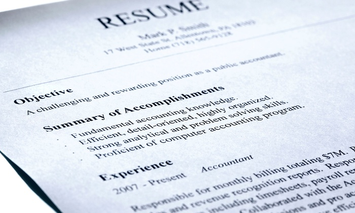 Hands-on Workshop on crafting a winning resume – D.C. Science ...